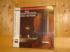 Mozart Violin Sonatas GRUMIAUX KLIEN PHILIPS DIGITAL CLASSICS 5x 180g LP BOX NEW