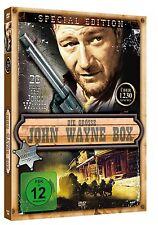 Die große John Wayne Megabox  - 20 Filme mit 1230 Min. s/w [FSK12] (DVD) NEU+OVP