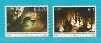 Kosovo De 2011 Ópticos Estampillas, Minr. 205-206 Huecos