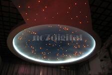 Mini fiber optic light kit baby room night light colours change stars ceiling 5w