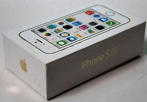 Apple iPhone 5s 16GB Gold (Verizon, GSM UNLOCKED) 4g LTE  Smartphone New Other