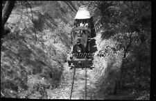 Apr 1941 Railroad FC Infantil De Chapultepec S.A. Mexico ORIGINAL PHOTO NEGATIVE