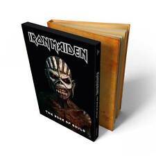 IRON MAIDEN - THE BOOK OF SOULS - 2CD NEW SEALED 2015 HARDBOOK EDITION