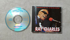 "CD AUDIO MUSIQUE INT/ RAY CHARLES ""COMPACT PARADE"" CD ALBUM COMPILATION 16T 1990"
