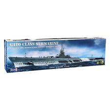 Revell Gato Class Submarine U-Boot 132cm Maßstab 1:72 Level 273 Teile U-Boot