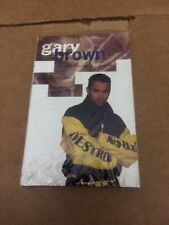 Gary Brown Somebody's Been Sleepin' In My Bed   Fctry SEALED CASSETTE SINGLE C23