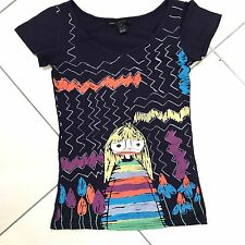 """Marc By Marc Jacobs Tshirt Small """"MISS """" Collection"""