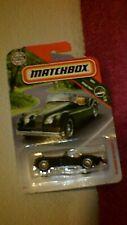 Matchbox (US Card) - 2019 - #9 '56 Jaguar XK140 Roadster - Dark Green
