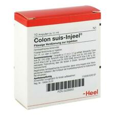 HEEL Colon Suis 10 Amps Homeopathic Remedies