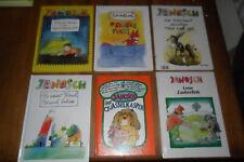 6 Janosch - Bilderbücher - Kinderbücher - Konvolut -