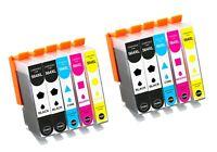 10Pk Ink Cartridge 564XL for HP PhotoSmart 7525 7520 7510 6520 6510 5520 564 XL