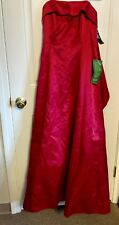 """Elegant Red """"JUMP"""" Ball Gown Size 9/10 ~ New with tags~ style 31428J ~ LQQK!!"""