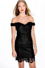 Vestiti da donna in pizzo nero taglia S