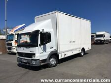 2007 Mercedes Atego 816 7.5 ton 20 ft Luton furniture removal lorry