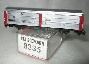 FLEISCHMANN 8335 N PICCOLO DB SLIDING WALL WAGON TYPE Hbis 299 Ep IV #1