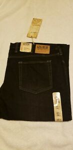 ONE PAIR OF RELAXED FIT 626 BLUE JEANS  SIZE  48W / 34L