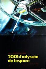 2001 l'ODYSSEE DE L'ESPACE Affiche Cinéma 55x40 Movie Poster STANLEY KUBRICK R90