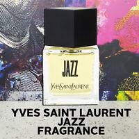 Yves Saint Laurent Jazz Decant Samples 2ml 3ml 5ml 10ml 33ml 100% Genuine