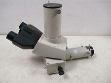 Nikon Microscope Trinocular Head Fluorescence Tube Attachment Labophot Optiphot