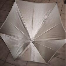 "Kood 51/""//130cm Plata Reflectante Studio Paraguas"