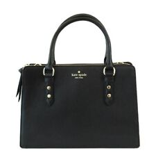 NWT Kate Spade New York Mulberry Street Lise Satchel Crossbody Black $359