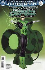 HAL JORDAN AND THE GREEN LANTERN CORPS #1 DC Comics Rebirth KEVIN NOWLAN VARIANT