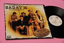 SADAT X 2LP WILD COWBOYS ORIG USA 1996 NM !!!!!!!!!!!!!!!!!!!!!!!!!!!!!!!!!!!