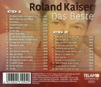 ROLAND KAISER - DAS BESTE  2 CD NEU