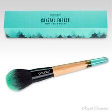 Docolor Crystal Forest Professional Powder Makeup Brush No Shading Wood Handle