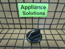 Maytag Coin Operated Washer Selector Knob, Black  206894  **30 DAY WARRANTY