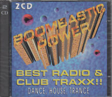 Compilation 2-CD Boombastic Power - Best Radio & Club Traxx!! - Germany