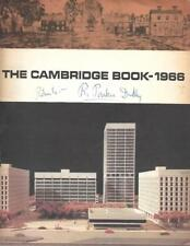 The Cambridge Book 1966 Published by the Cambridge Civic Association Paperback