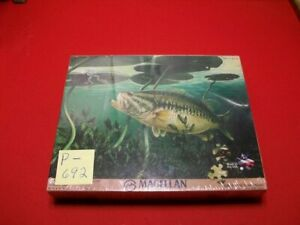 """BRAND NEW SEALED MAGELLAN OUTDOORS JIGSAW PUZZLE 550 PCS. """"OUTCOME UNCERTAIN"""""""