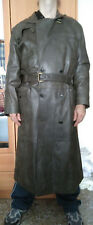 Trenchcoat 100% authentic leather