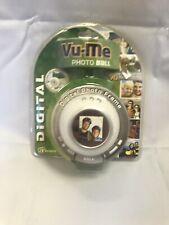 Vu-Me Photo Ball Digital Photo Frame-Golf