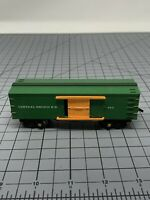 CENTRAL PACIFIC RAILROAD BAGGAGE / POSTAL CAR #224, HO SCALE. T8