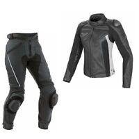 Ladies Motorbike Leather Suit Motorcycle Riding MotoGp Jacket Trouser Custom