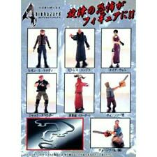Resident Evil BIOHAZARD 4 Collection Figure 1 7sets Leon Ada Mendes CAPCOM 2005