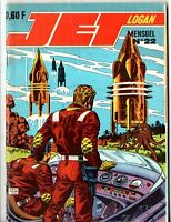 ~+~ JET LOGAN n°22 ~+~ 1969 IMPERIA