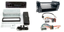 CHRYSLER JEEP GRAND CHEROKEE 04-08 1-DIN radio de Voiture Bluetooth IPHONE