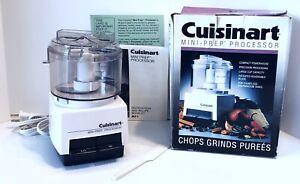 Mini-Prep Food Processor Color White