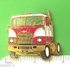 CHEVROLET Tracter trailer diesel  truck - hat pin, lapel pin, tie tac GIFT BOXED