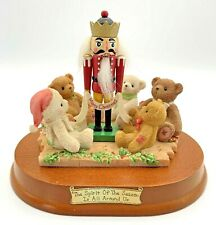 More details for cherished teddies the spirit of the season international ltd edition 480/3500