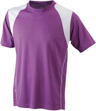 Vêtements et accessoires de fitness violet taille S