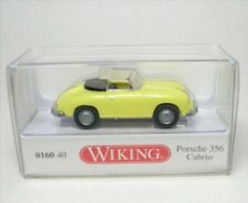 PORSCHE 356 CABRIO (giallo)