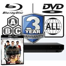 Sony UBP-X700 tous Zone à plusieurs régions 4K Ultra HD Lecteur Blu-Ray & Kingsman