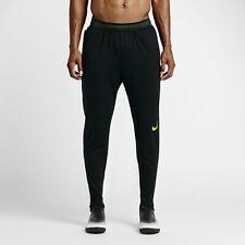 Men's Nike Dry Aeroswift Strike Soccer Pants Black Volt Size XL 714966 011 NWT
