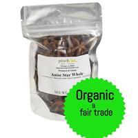 Organic Star Anise (Whole)