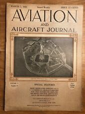 Aviation And Aircra 00006000 ft Journal Mar 1921