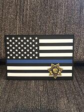 LAS VEGAS METRO POLICE PATCH NEVADA LVMPD RARE TBL METROPOLITAN THIN BLUE LINE